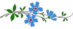 flower doodad